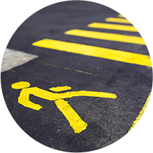 Pedestrian image